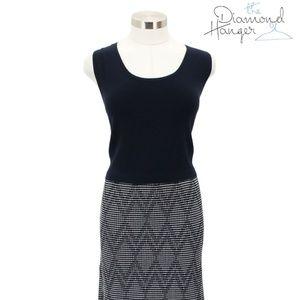 A50 JONES NEW YORK Designer Dress Size XL Extra La